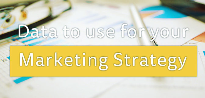 data for marketing strategy