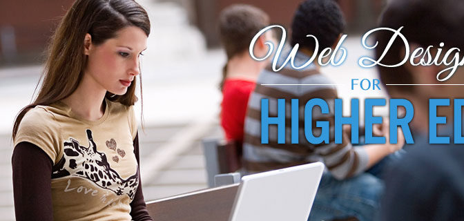 Web Design for Higher ED