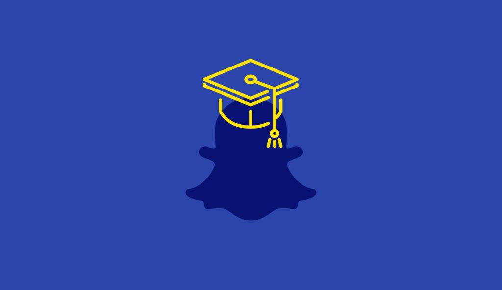 Snapchat marketing strategies for higher education